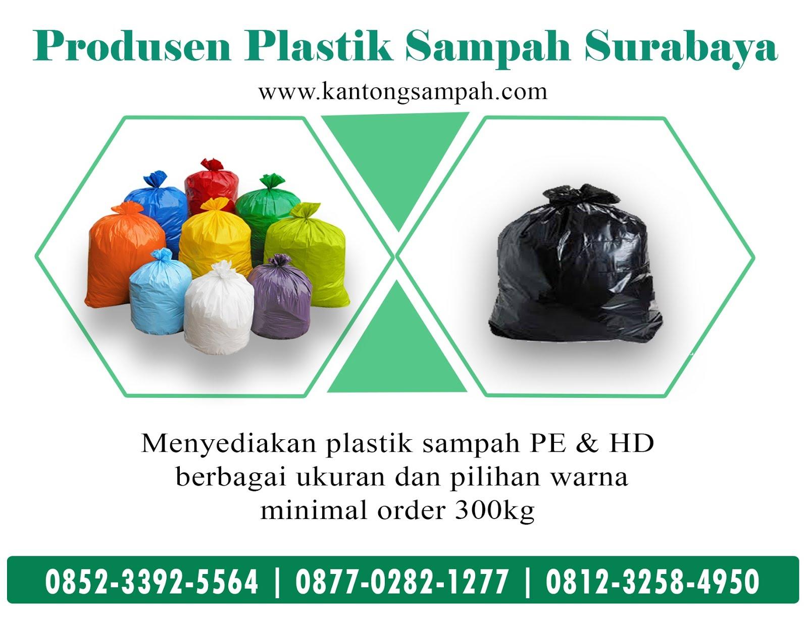 Kantong Plastik Sampah