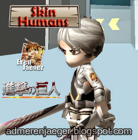 Skins Para Attack On Titan Tribute Game - Skin para minecraft android y pc