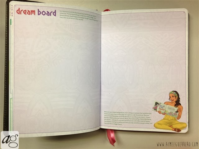 Belle De Jour Power Planner 2014 Dream Board