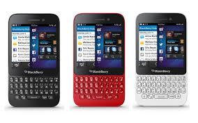 Harga BlackBerry Q5 di Indonesia