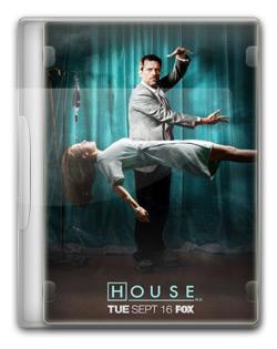 Dr. House 5ª Temporada Completa DVDRip RMVB Dublado