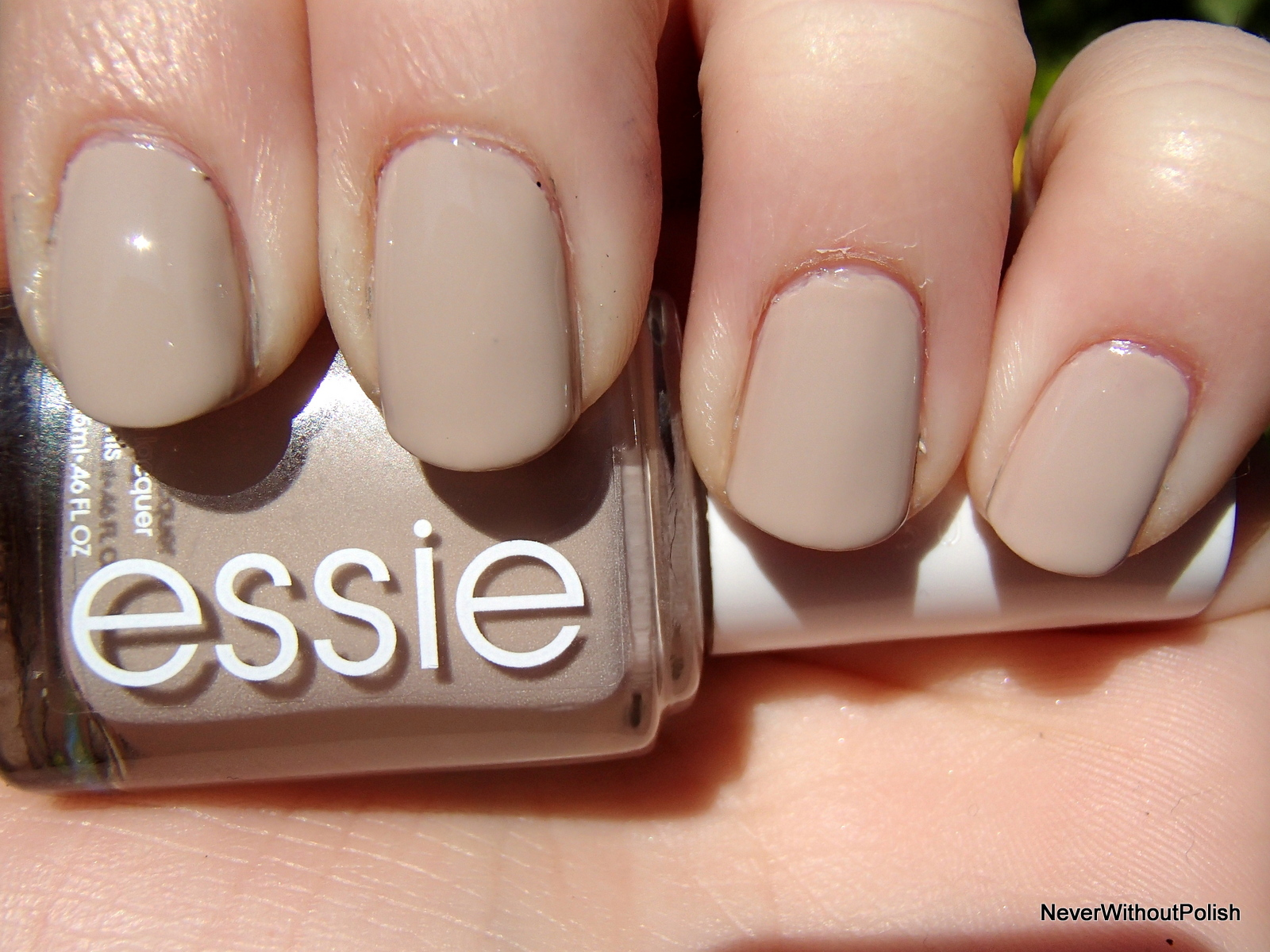 Never Without Polish: ...