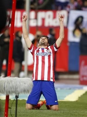 SPANISH FOOTBALL 2014