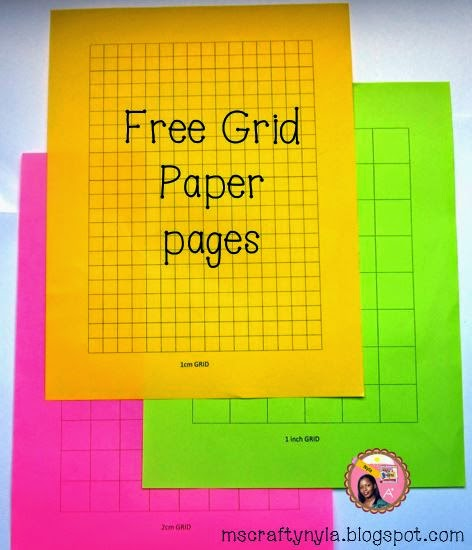 Free grid paper