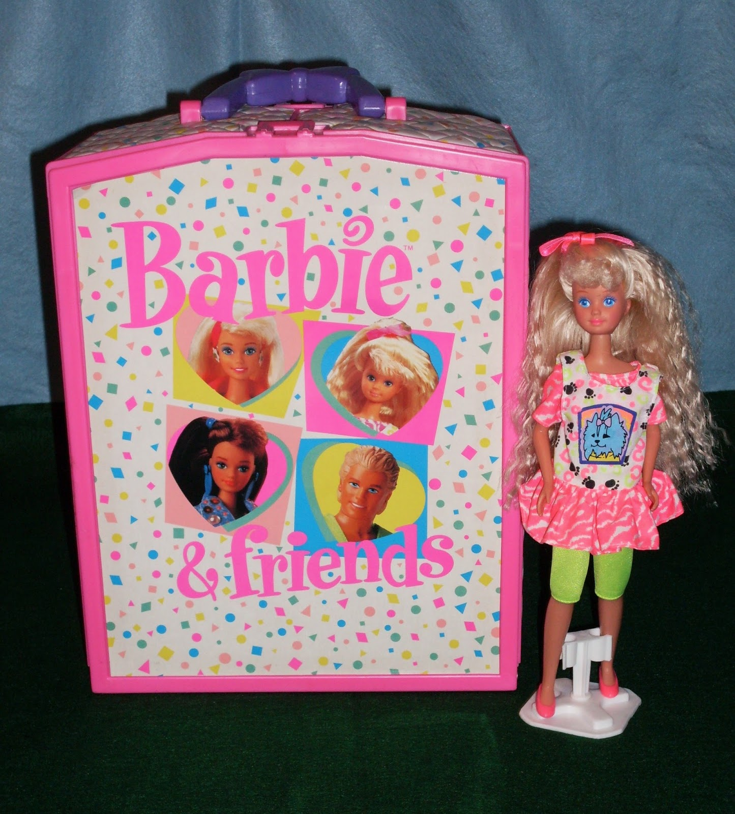 """Fits Rubber Leg /""""Shani/"""" Barbie Price for Single Pair Only. Vintage 1994 Shoes"""