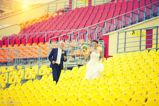 свадебная фотосессия в лужниках