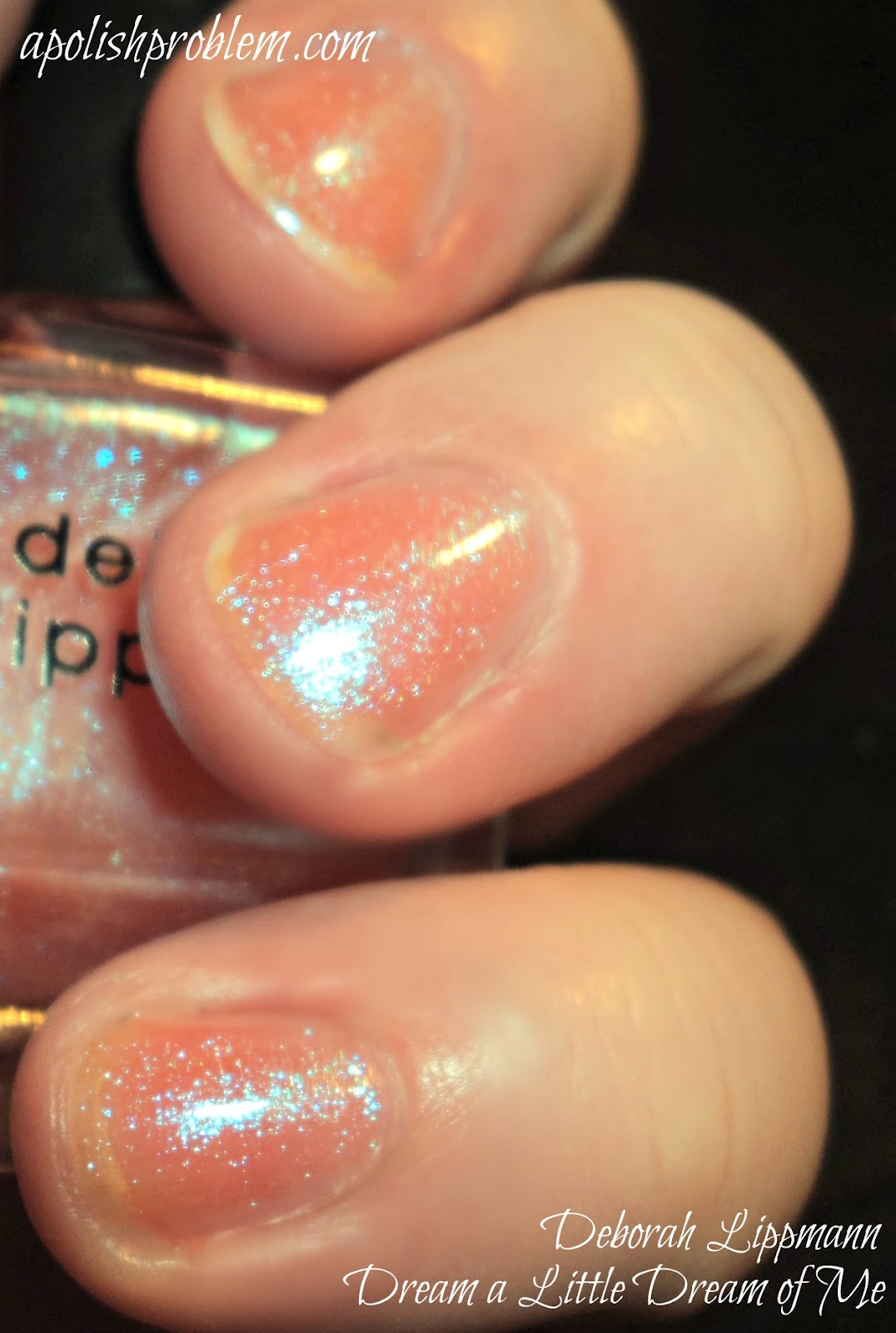 A Polish Problem: Deborah Lippmann Dream a Little Dream of Me
