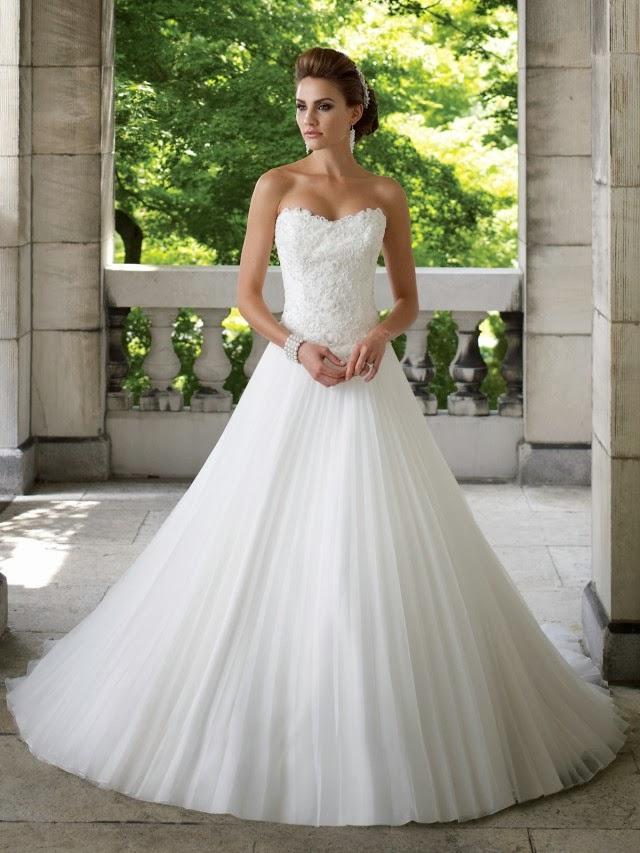 vestidos de novia 2014 david tutera