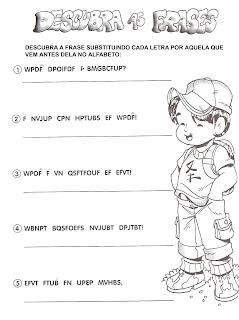 Atividades Alfabetização 2º Ano