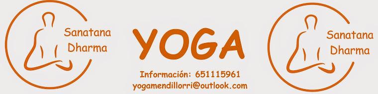 "Escuela de Yoga ""Sanatana Dharma"" de Mendillorri (Pamplona)"