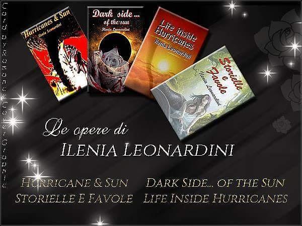 #Presentazione: i libri di Ilenia Leonardini