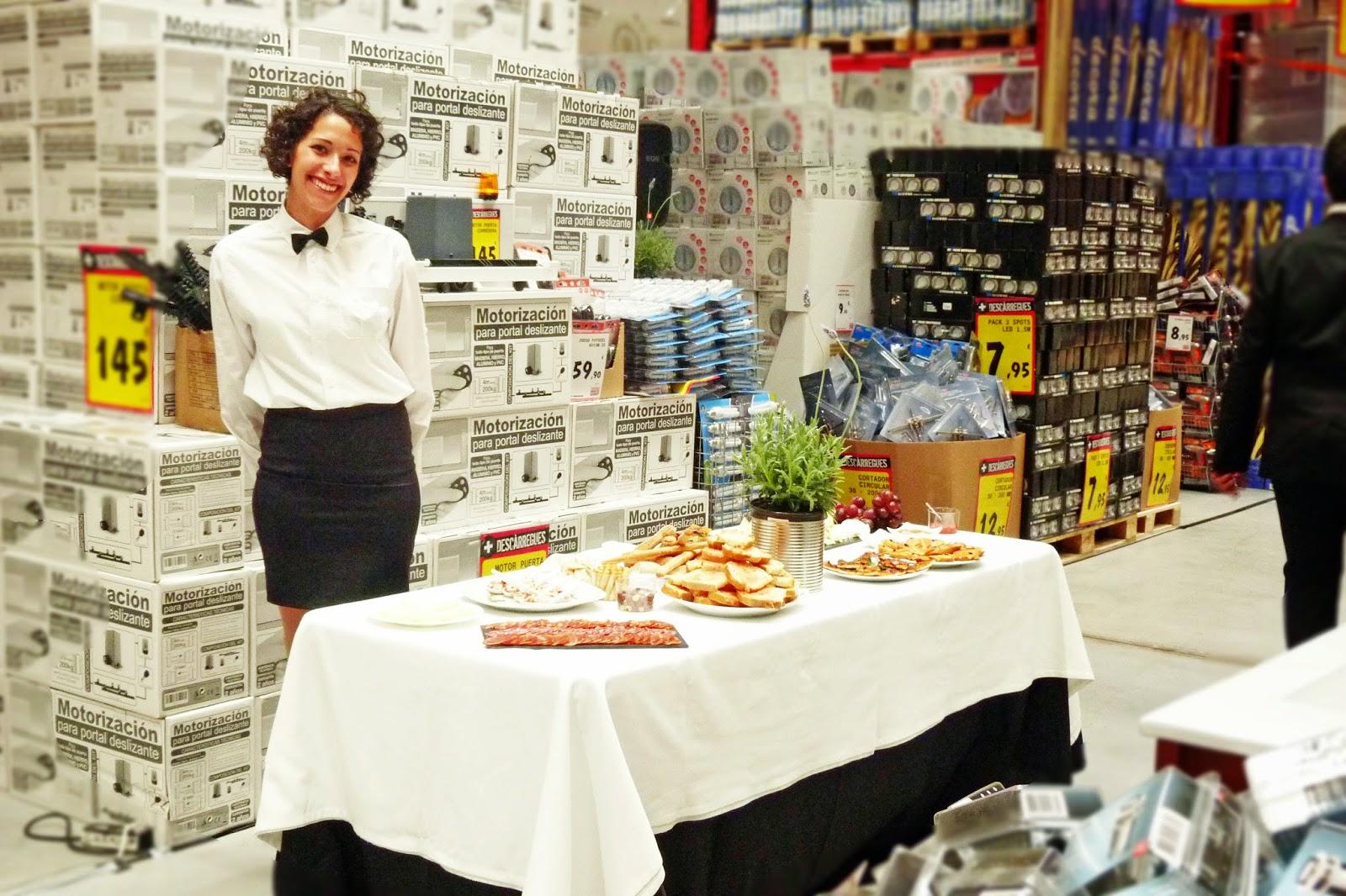 Catering Plat a Taula L'Ampolla Tarragona Eventos
