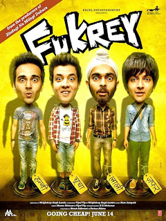 Watch Fukrey (2013) movie free online