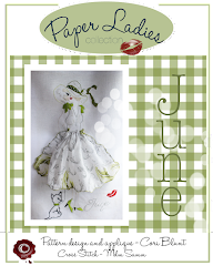 June Paper Ladies Pattern