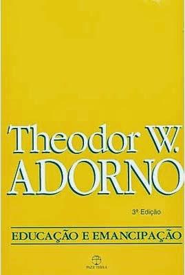 Theodor W. Adorno - Educação e Emancipação - Livros Online em PDF grátis para download