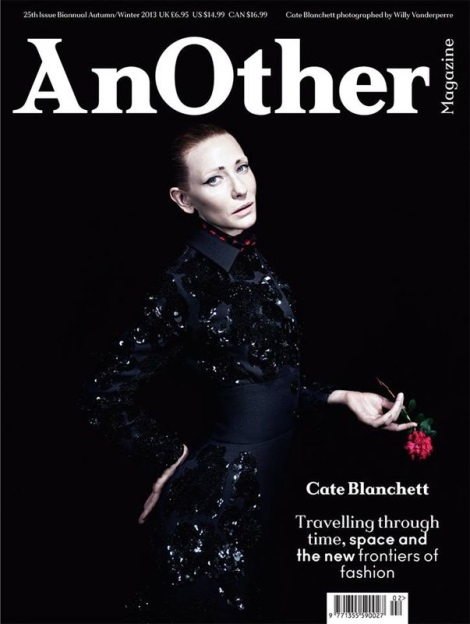Cate Blanchett by Willy Vanderperre for AnOther Magazine No.25