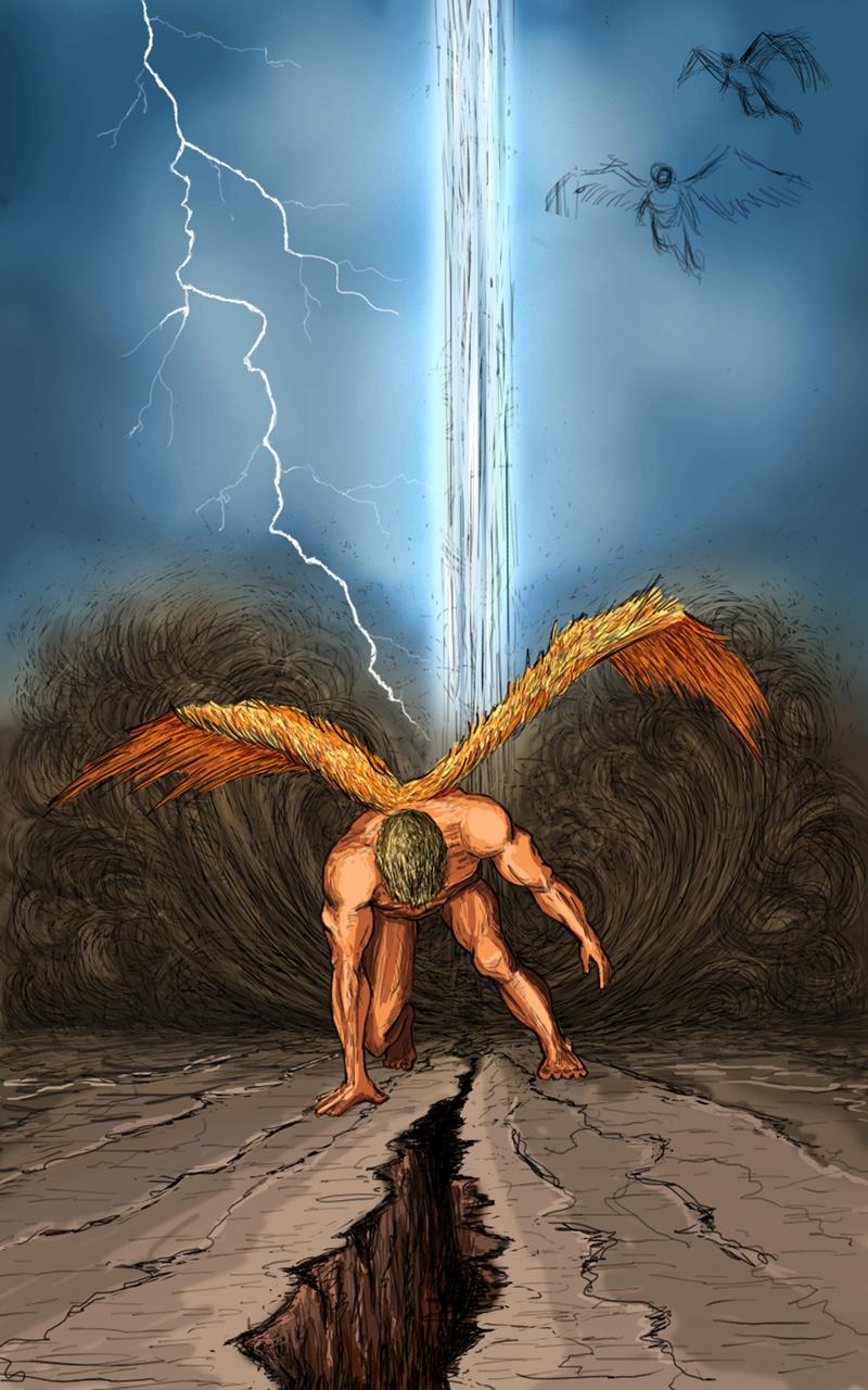 The Fallen One by Lt Blak