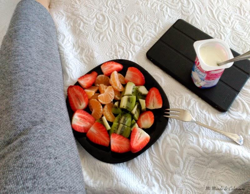 mi alimentación en el embarazo