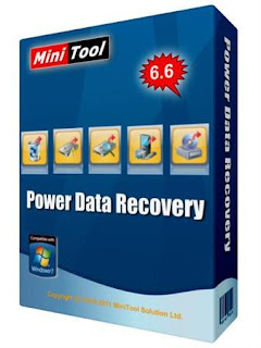 download Power Data Recovery 6.5 + Serial 2012 Programa