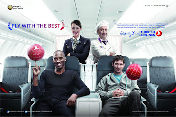 Turkish Airways Advert