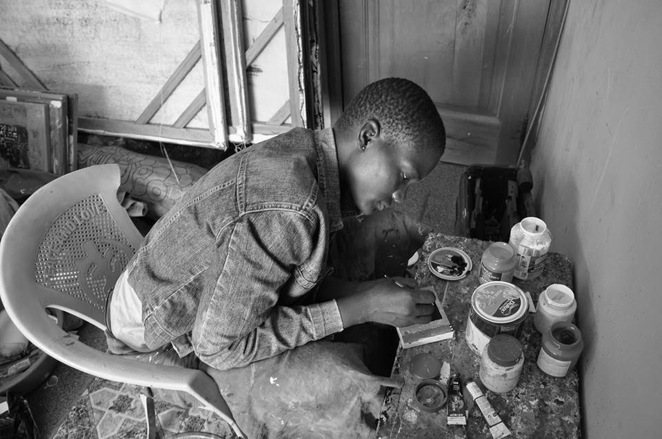 Nyornuwofia Agorsor | Artist from Ghana