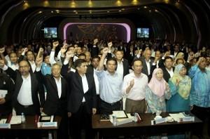 KEADILAN akan bertanding 102 kerusi Parlimen dan 162 kerusi Dewan Undangan Negeri (DUN)
