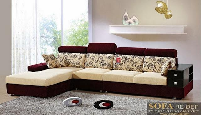 Sofa vải G035