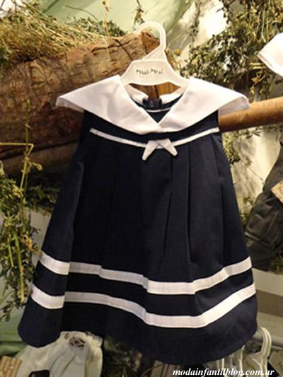vestidos infantiles primavera verano 2014