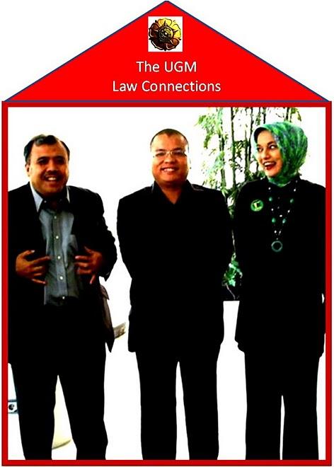 UGM Law Connections , KAGAMA Marissa Haque, Denny Indrayana, Patrialis Akbar, 2009