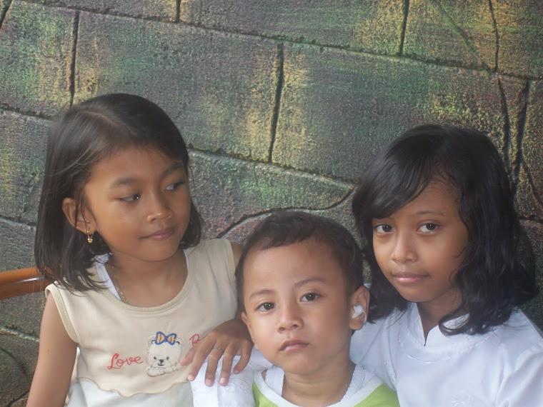 Putri, Ilham & Rafita
