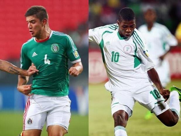 Mexico vs Nigeria EN VIVO y DIRECTO ONLINE