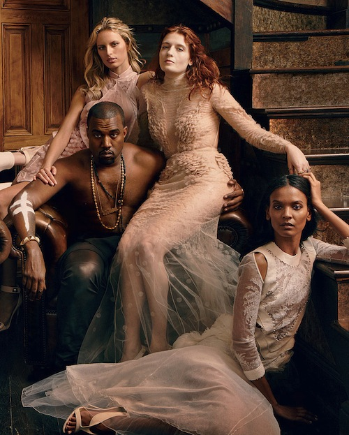 Florence Welch Kanye West