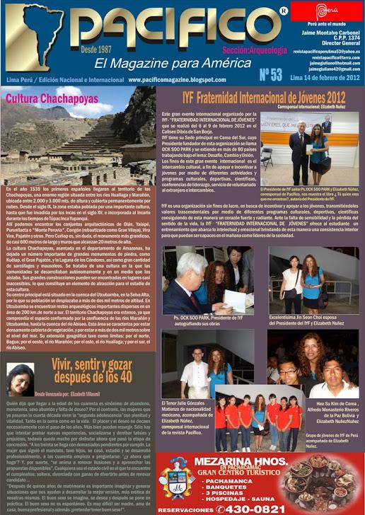 Revista Pacífico Nº 53 Arqueología