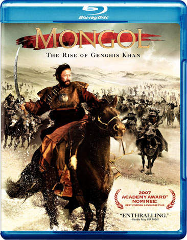 O Guerreiro Genghis Khan + Legenda   BluRay 720p