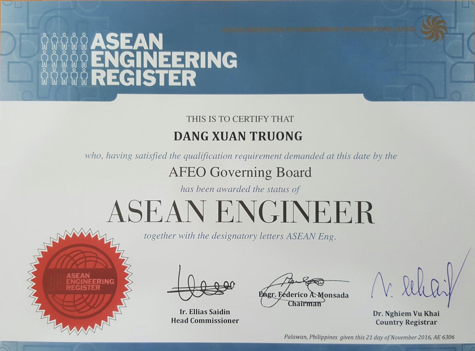 Kỹ sư ASEAN