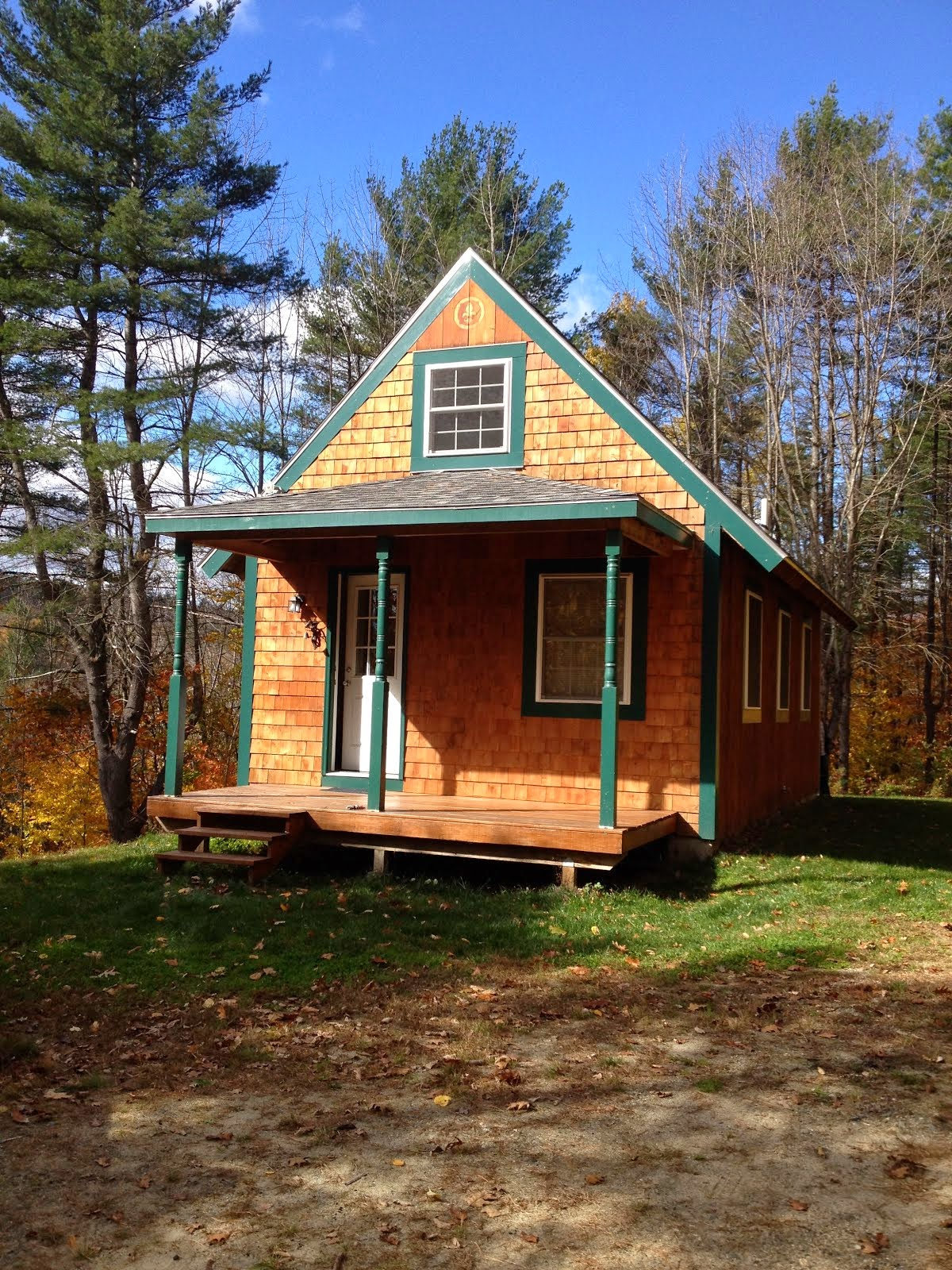 The New England Cabin Project I Predict A Gypsy Caravan
