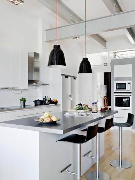 si necesitas ayuda para iluminar tu cocina cuenta con un profesional de la cocina