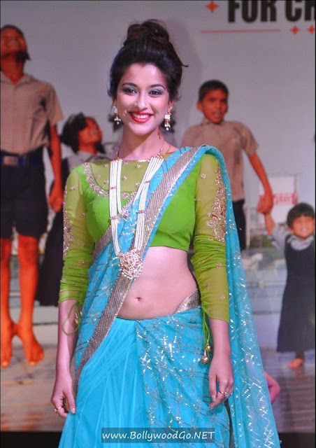 Madhurima's Erotic Navel