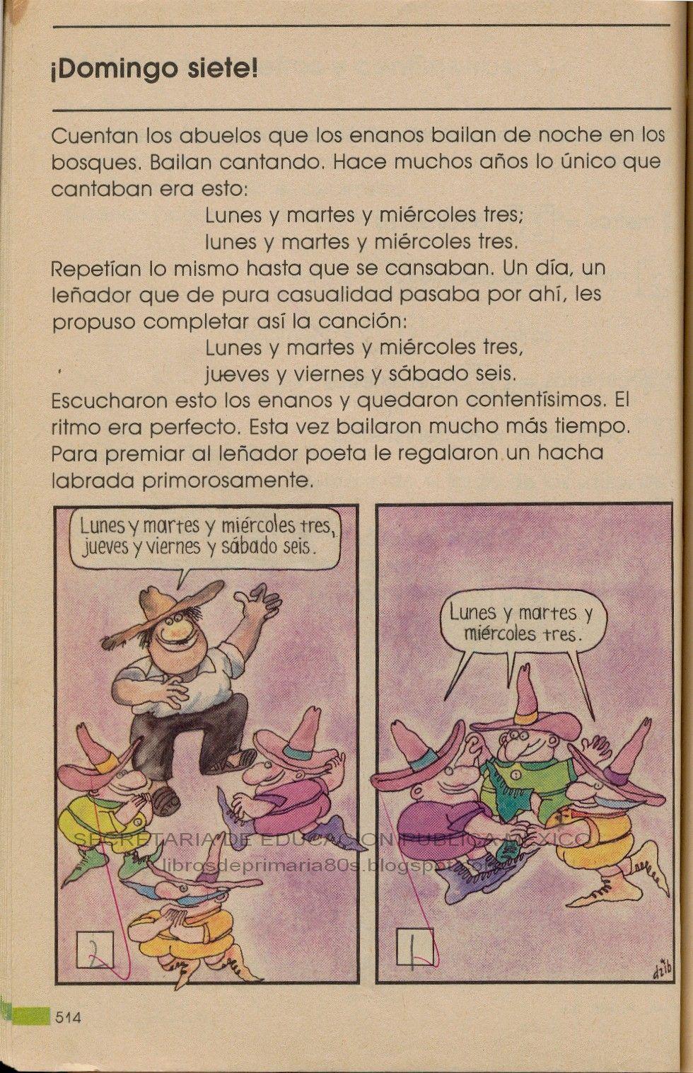 Libros de Primaria de los 80's: agosto 2011