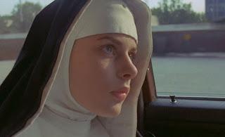 """Nastassja Kinski en """"La monja poseída"""""""