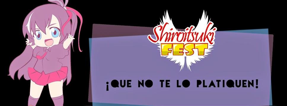 Shiroitsuki Fest