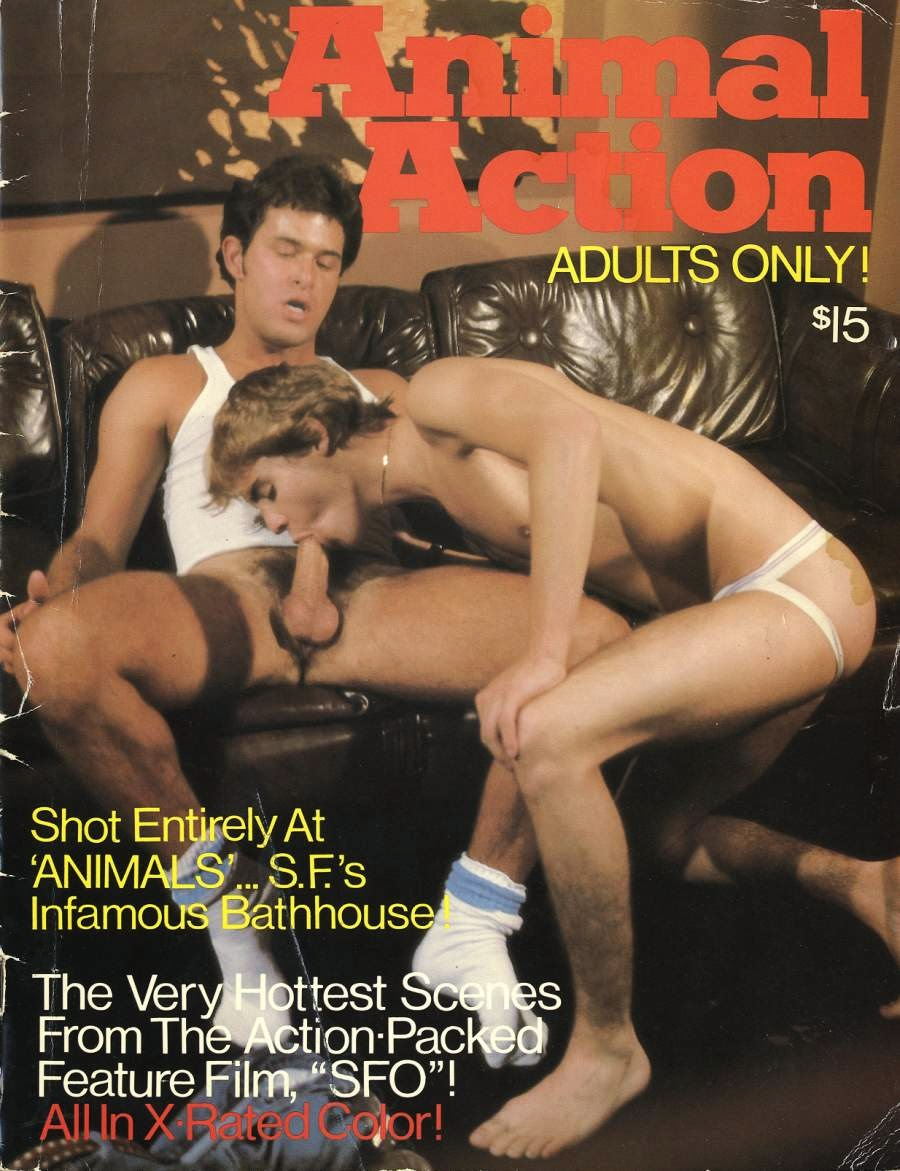 Animal Action Cover Front