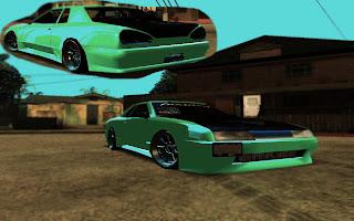 Elegy - Drift Edition Okis