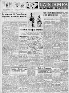 LA STAMPA 31 GENNAIO 1943