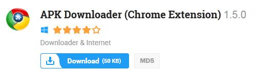 APK Downloader 2015 (Chrome Extension) Free Download