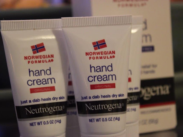 Bzzzzzzz!!!  Neutrogena Norwegian Hand Cream Review