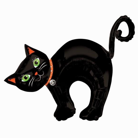 Imagenes y fotos: Gatos Negros de Halloween, parte 2