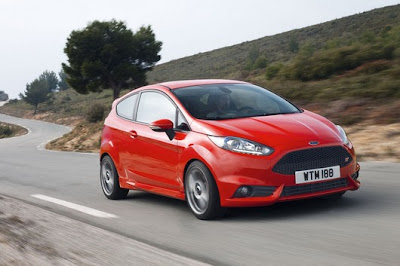 2013 Ford Fiesta ST Review and Price