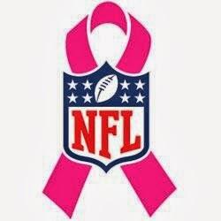 Gorras NFL Cancer De Mama
