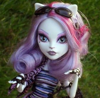 muñeca catrine demew monster high